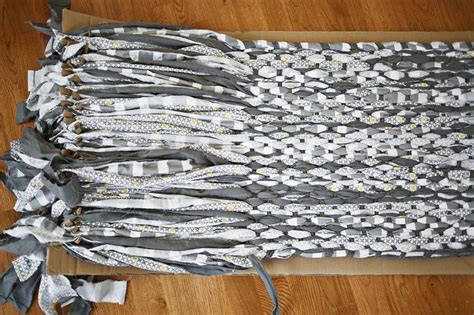 make your own rag rug pin by robbins on to make
