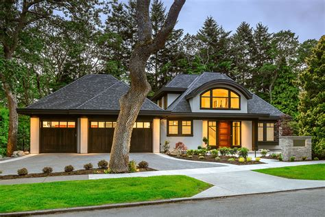 beautifully crafted contemporary custom home in