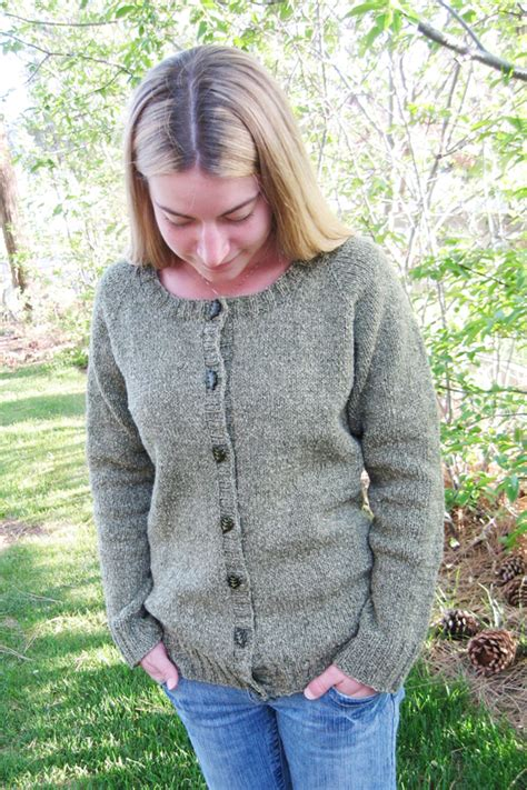 knitting patterns sweaters from the neck down 278 neck down scoop neck cardigan knitting pure and simple