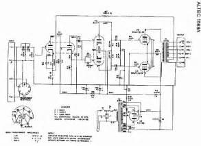 schematic altec lansing 1568a amplifier ampslab