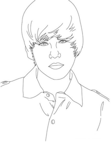 justin bieber coloring pages printable free free printable coloring pages of justin bieber coloring home