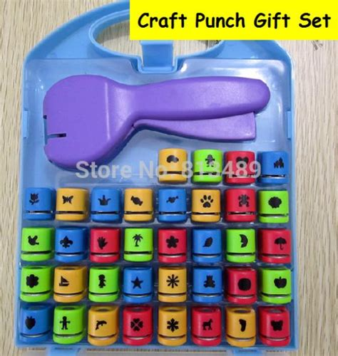 paper craft punch set free ship paper punches for scrapbooking craft punch set