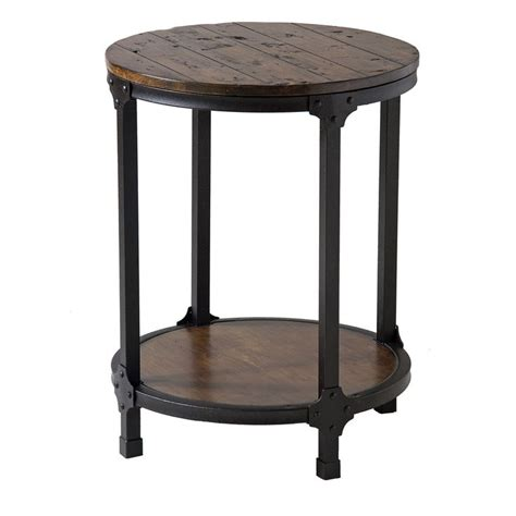 industrial accent table 1000 images about industrial tables on pinterest pallet
