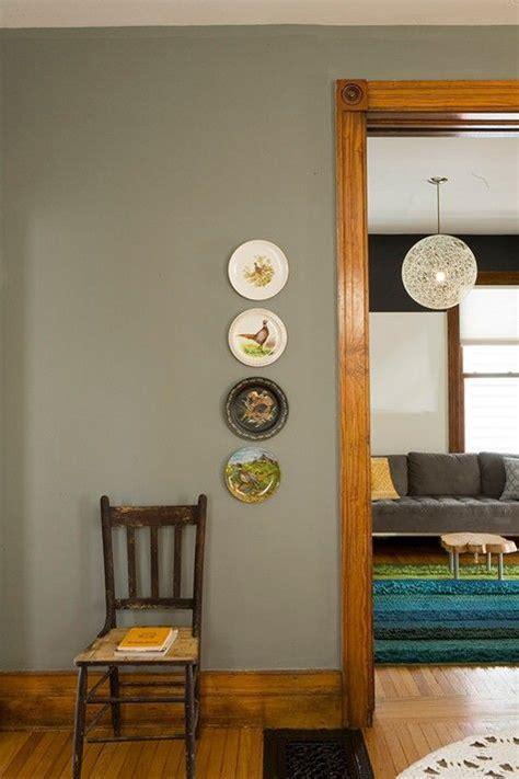 grey walls dark trim   home pinterest grey