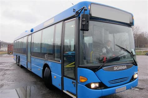 scania omnilink suburban from sweden for sale at