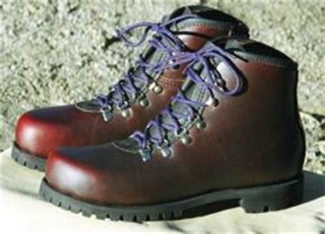 Handmade Walking Boots - calden boots custom made hiking walking and ski boots