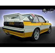 Audi Quattro SWB By Carguy88 On DeviantArt