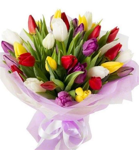 Wedding Bouquet Tulips by Bridal Bouquets Using Tulips