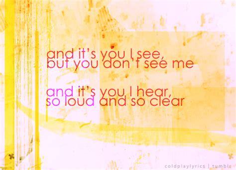 coldplay shiver coldplay lyrics