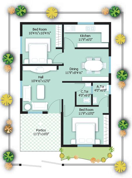 700sft house plan excellent 700sft house plan photos best inspiration home design eumolp us