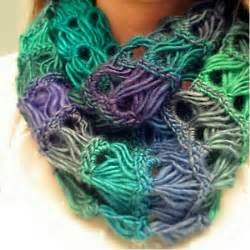 riding the color wave: seascape inspired crochet patterns