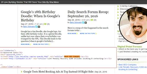 Links To Stalk 17 by Link Building Stories That Can Save Your Site From Shah Menz