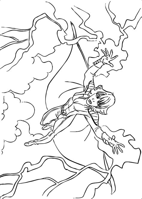 storm coloring pages hellokids com
