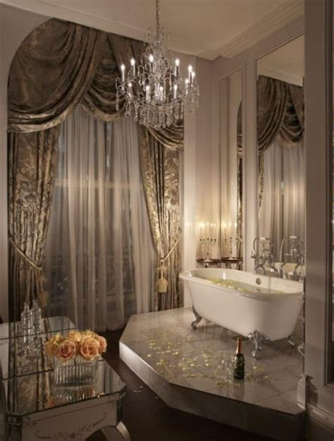 glam bathroom lush fab glam blogazine home spa bath time never looked