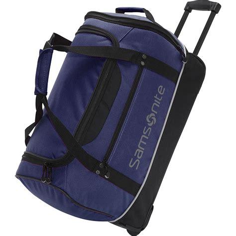 Travelbag Multy Black Blue Line Greenlight samsonite 22 quot wheeled duffel ebags