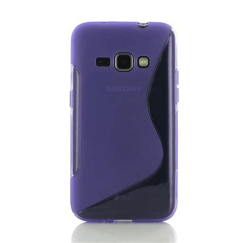 Sofcese Samsung samsung galaxy j1 2016 soft purple s shape pattern pdair