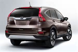 Honda 7 Seater 2016 Honda Crv 7 Seater Spied For The Time India