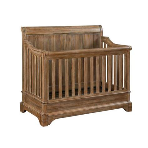 Bertini Pembrooke 4 In 1 Convertible Crib Bertini Pembrooke 4 In 1 Convertible Crib Rustic