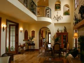 Decorate New Home Interiors Of Mediterranean Style Homes Style Homes Interior Design Style Design
