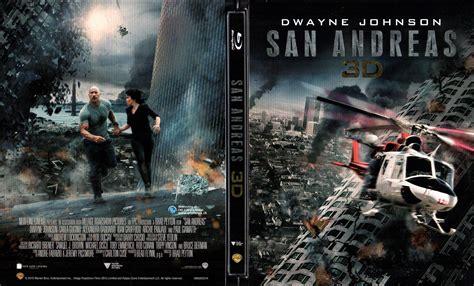 Nicolas Lee by San Andreas 3d Blu Ray Cover Deutsch Steelbook Limited