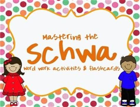 schwa pattern words 45 best images about phonics on pinterest nonsense words