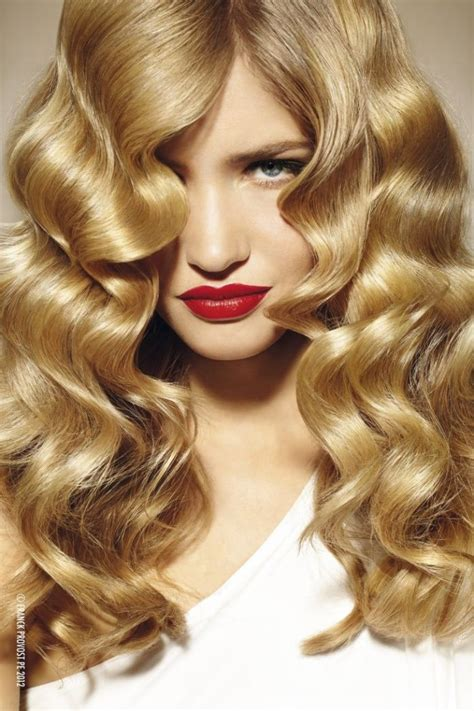 blonde vintage hairstyles 205 best images about wavy hairstyles on pinterest