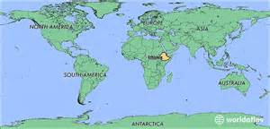 Ethiopia Map In World by Where Is Ethiopia Where Is Ethiopia Located In The