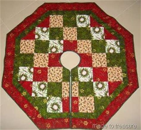 quilted tree skirt kits tree skirts tree skirts and trees on