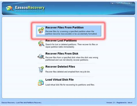 format hard drive recovery partition recover files from formatted hard drive or partition eassos