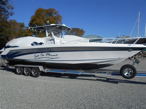 boats for sale in stonington ct 2003 used donzi 35zf center console fishing boat for sale