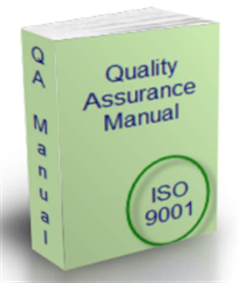 iso9000 quality systems manual free download ggettquik