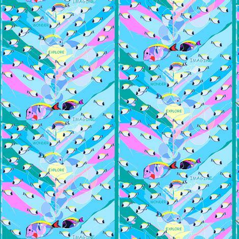 explore fabric skitzykit spoonflower