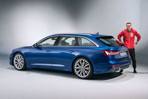 Audi A6 Avant Gebrauchtwagen Test by Audi A6 Avant C8 2018 Test Kombi Motor Preis