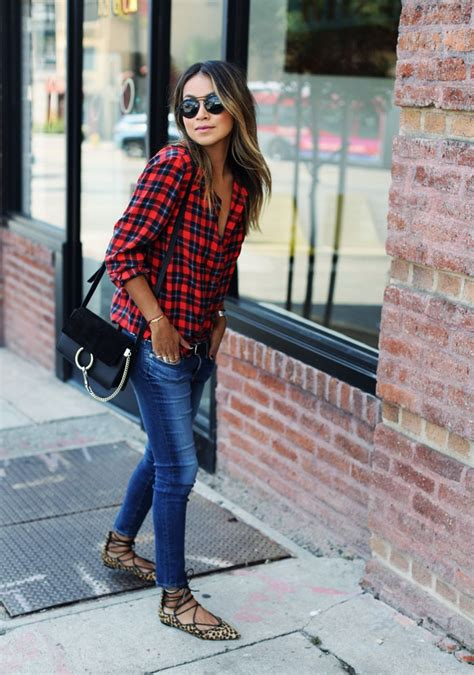 Casual Trend Alert Plaid Shirts Andjeans by 150 Casual Fall To Try When You Nothing To