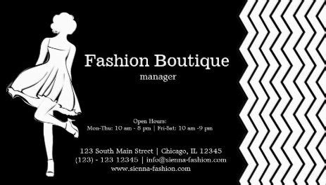 business cards design for boutiques images card design