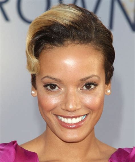 hairstyles for round face black woman short hair styles for black women with round faces