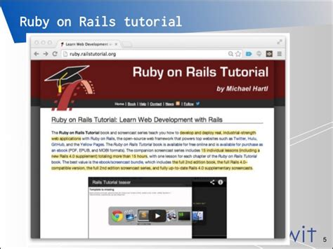 bootstrap templates for ruby on rails getting started with ruby on rails4 twitter bootstrap3