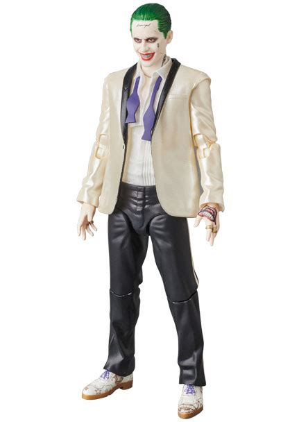 Mafex Joker Squad Purple Version Ori Misb squad the joker suit version mafex figure by medicom actionfiguresdaily