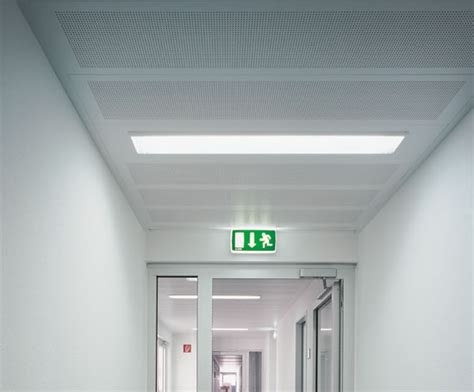 Knauf Ceiling by Corridor F30 Self Supporting Ceiling Panels Knauf