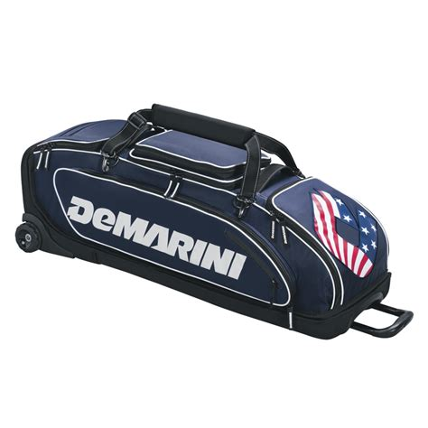 demarini special ops wheeled roller bag wtd9409 smash it