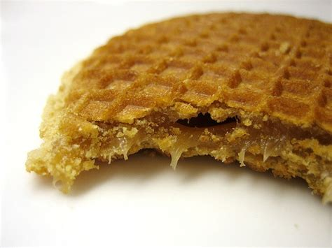caramel waffle cookies recipe all about stroopwafels the caramel waffle cookies