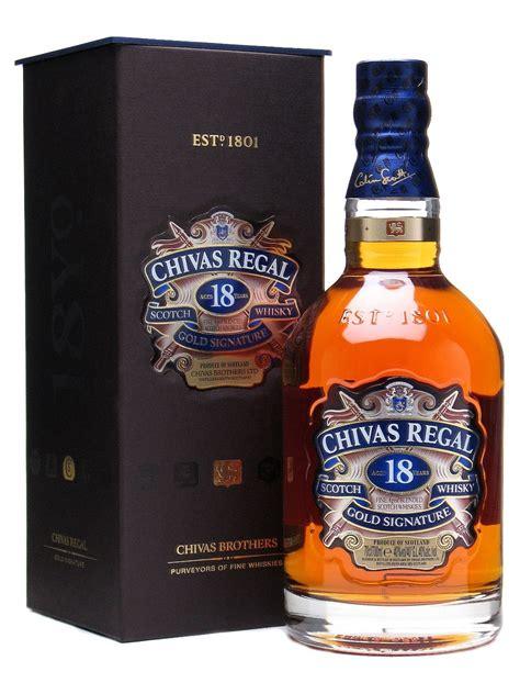chivas regal 18 chivas regal 18 year the whisky exchange