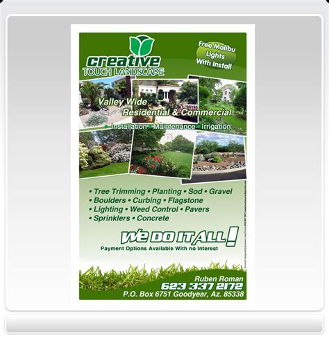 bl design landscaping business cards learn how