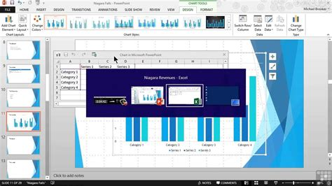 tutorial excel 2013 ppt microsoft powerpoint 2013 tutorial creating charts from