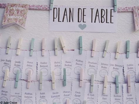 Exemple Plan De Table by Mariage Je Veux Un Plan De Table Original