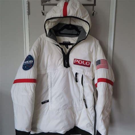 vintage ralph lauren polo astronaut jacket parka coat rare