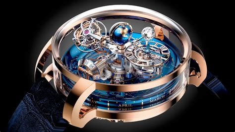 5 of the most expensive watches on earth