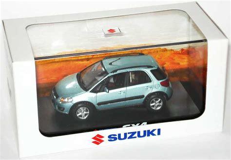 Suzuki Light Blue Suzuki Sx4 Light Blue Met Werbemodell Norev 990e0