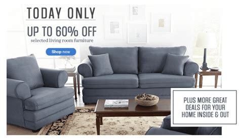 Sears Canada Furniture Living Room Sears Canada Flash Sale Today Save Up To 60 Selected Living Room Furniture More