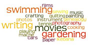 the importance of hobbies psychologically speaking
